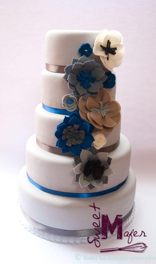 torta-flores-tela