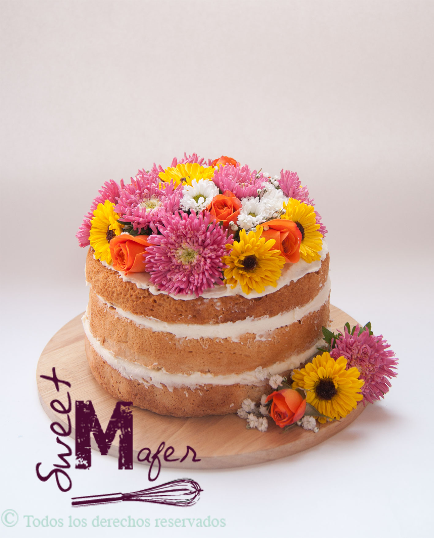 Recetas de tartas caseras, deliciosas y dulces Demos la