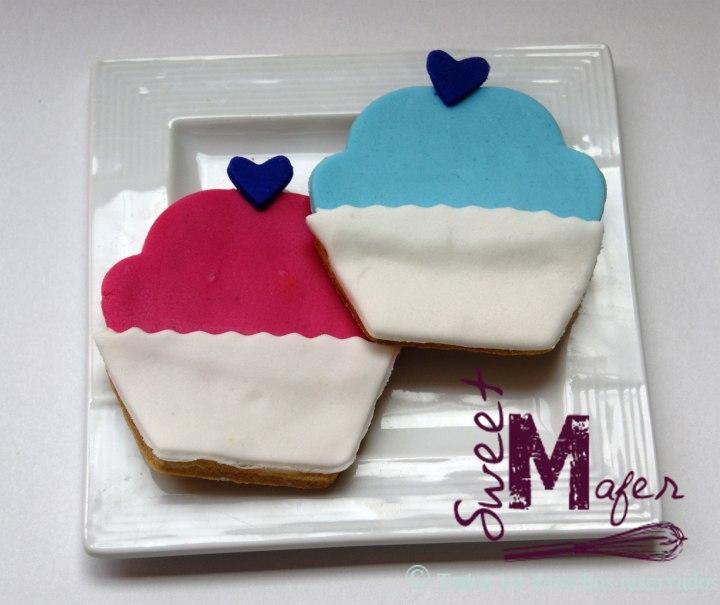 galletas-cupcake