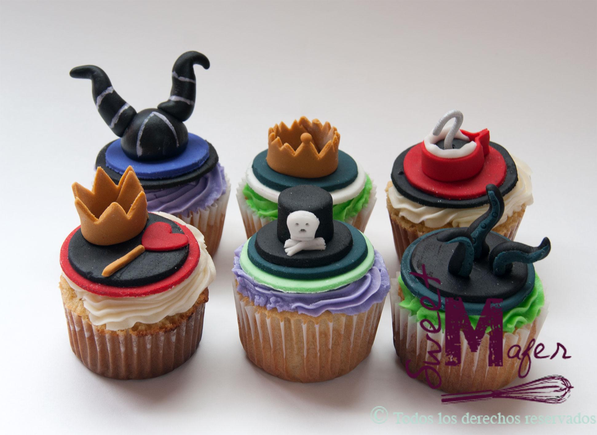 Cupcakes Descendientes