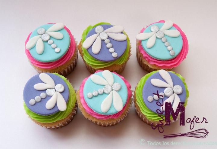 cupcakes-libelulas