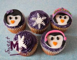 cupcakes-pinguinas