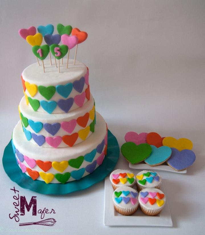 set-corazones-arcoiris