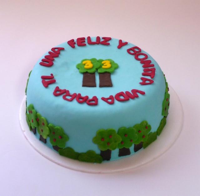 Torta Arboles Andres