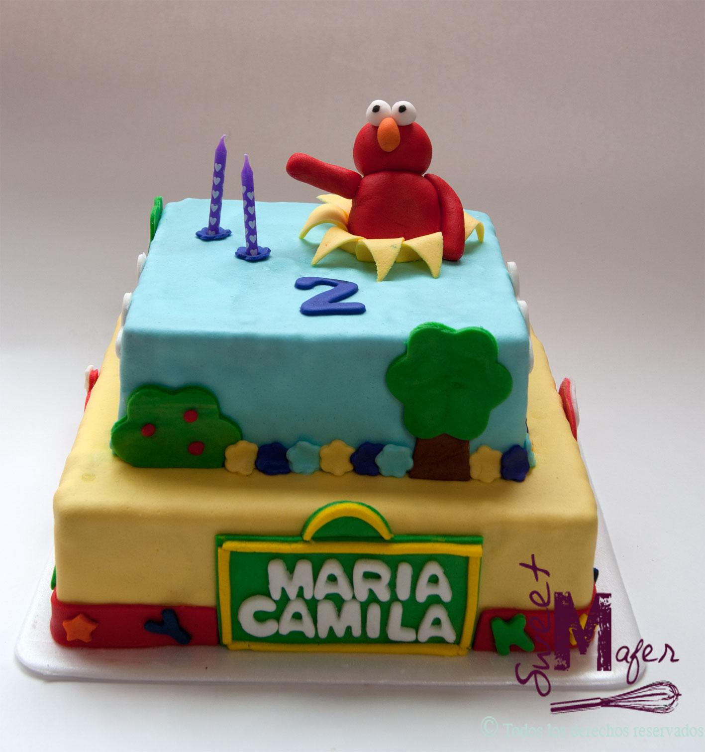 Pin tortas decoradas mesas dulces menu para eventos for Tortas decoradas infantiles