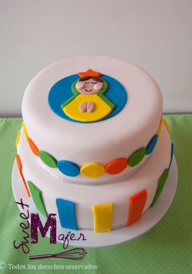 torta-virgen-pepas-y-rayas