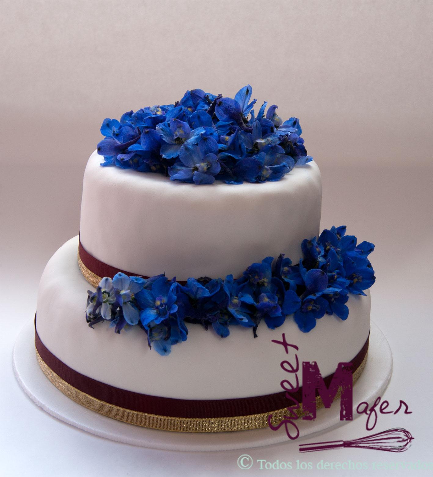 Torta Fiesta Flores