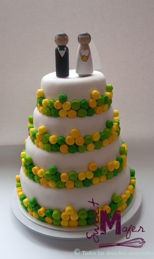 torta-mil-rollitos-verde-y-amarillo