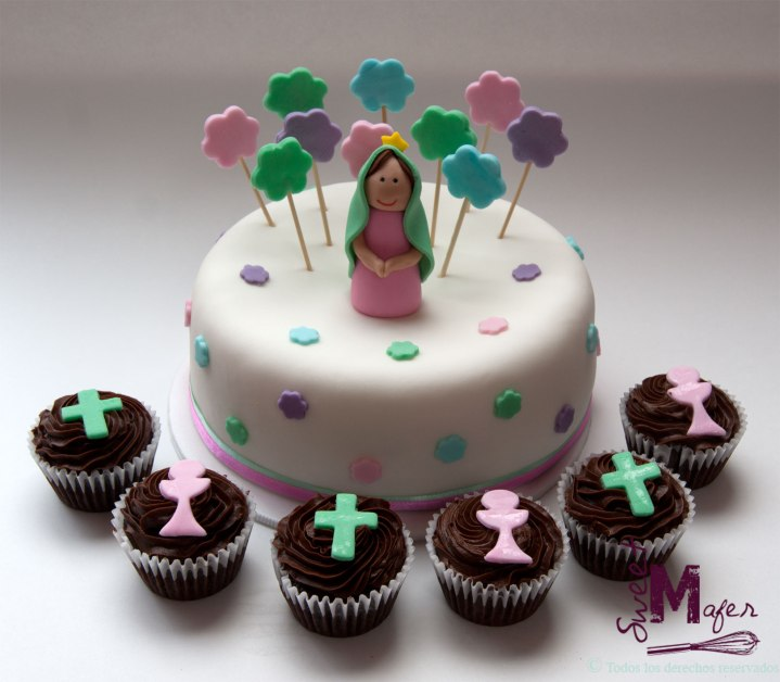 torta-virgen-comunion