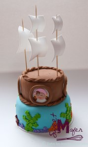 torta-jake-y-los-piratas