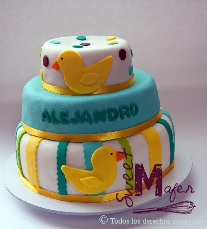 torta-pato-baby