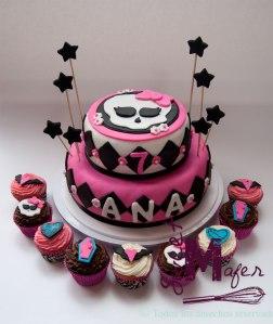 torta-y-cups-monster-hign
