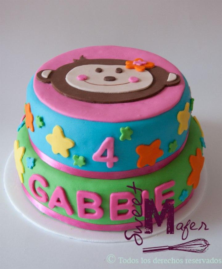 monkey-love-cake