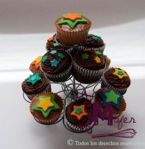 cupcakes-estrellas