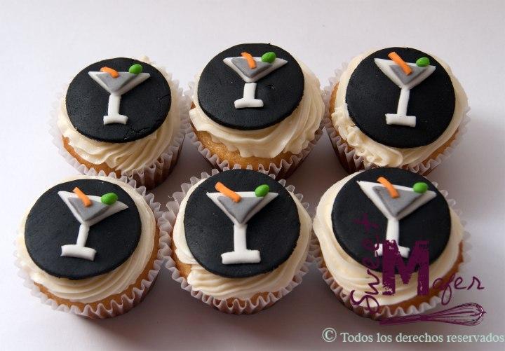 martini-cupcakes