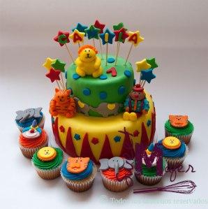 set-torta-y-cups-camila-circo