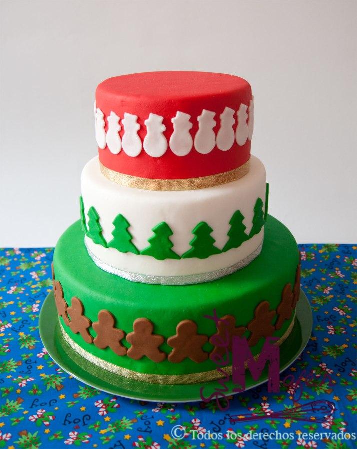 torta-siluetas-navidad