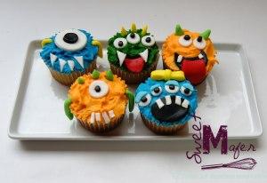 cupcakes-monstruos