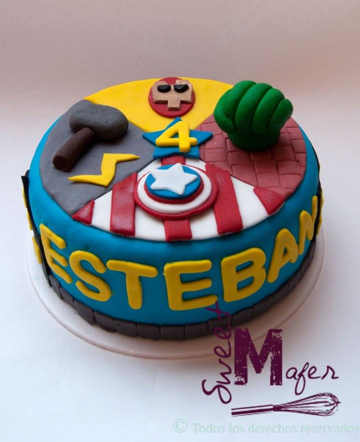 torta-superhereos