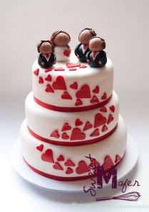 torta-boda-corazones