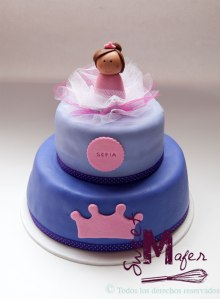 torta-princesa-tutu