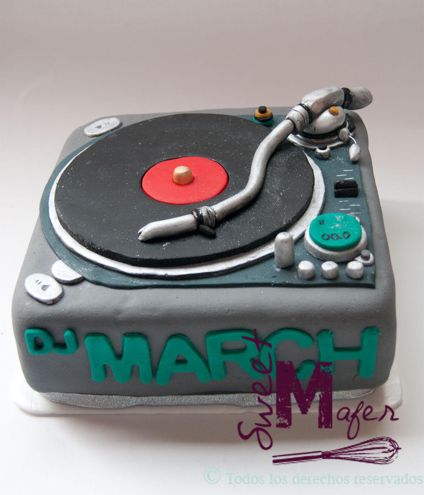 Happy Birthday Cake For Mandeep