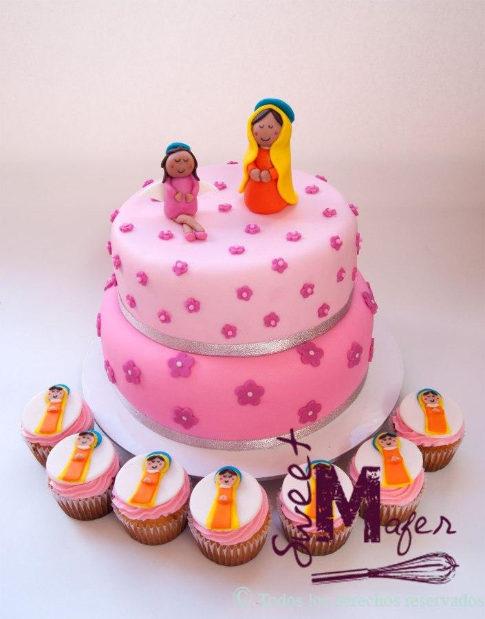 torta-bautizo-angelita-y-virgen