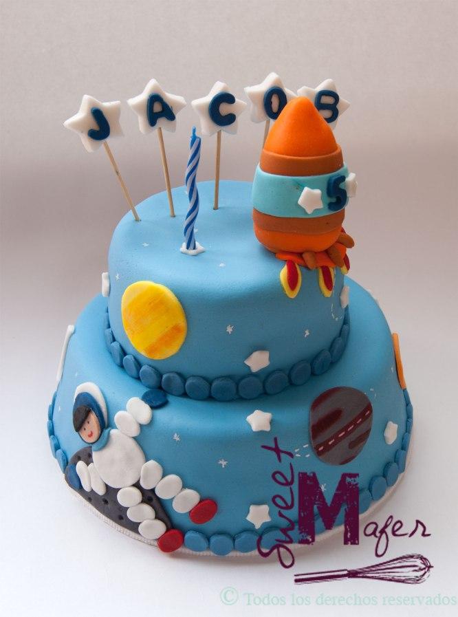 torta-espacio-cohete