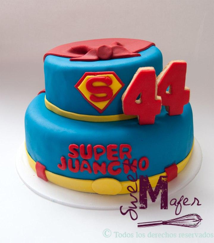 torta-super-man