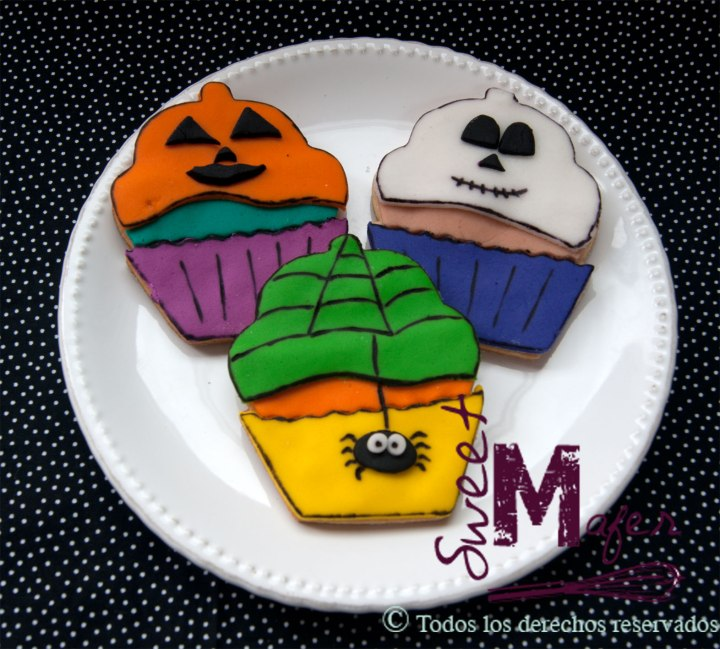 galletas-cupcake-halloween