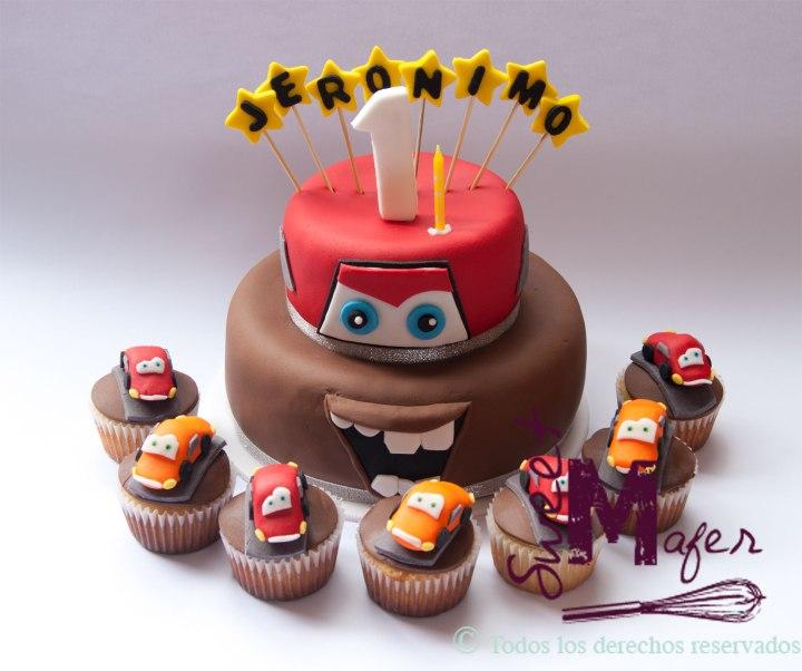 torta-y-cups-cars-mate-y-rayo