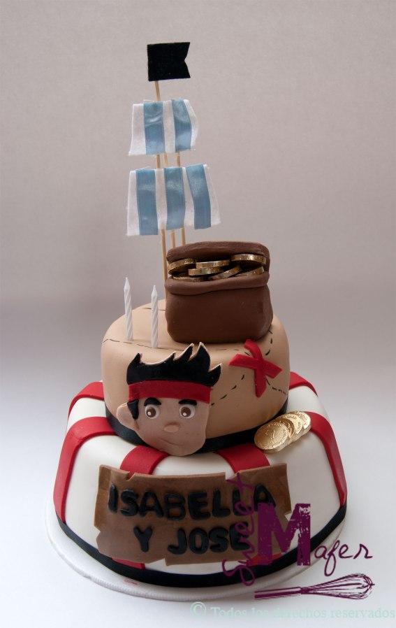 torta-jake-con-velas