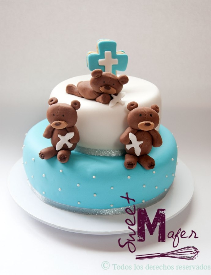 torta-ositos-bautizo