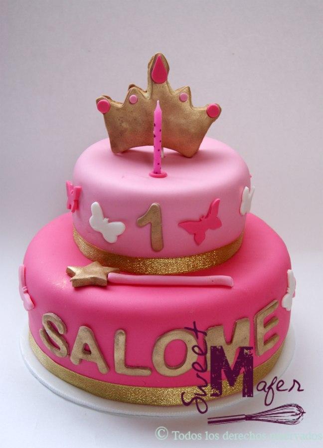 torta-princesa-dorado