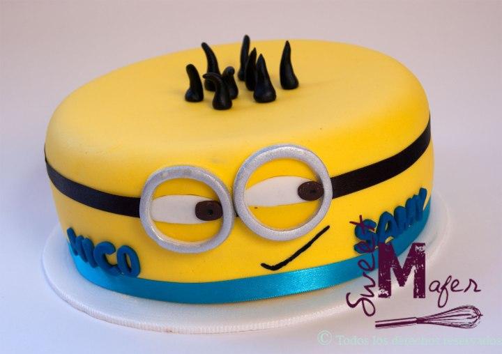 torta-minion-nico-y-samy