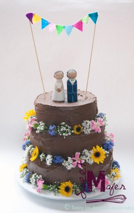 torta-rustica-chocolate-banderas