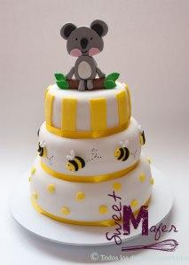 torta-koala-y-abejas