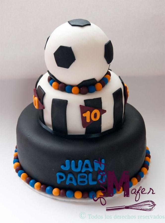 torta-futbol-balon