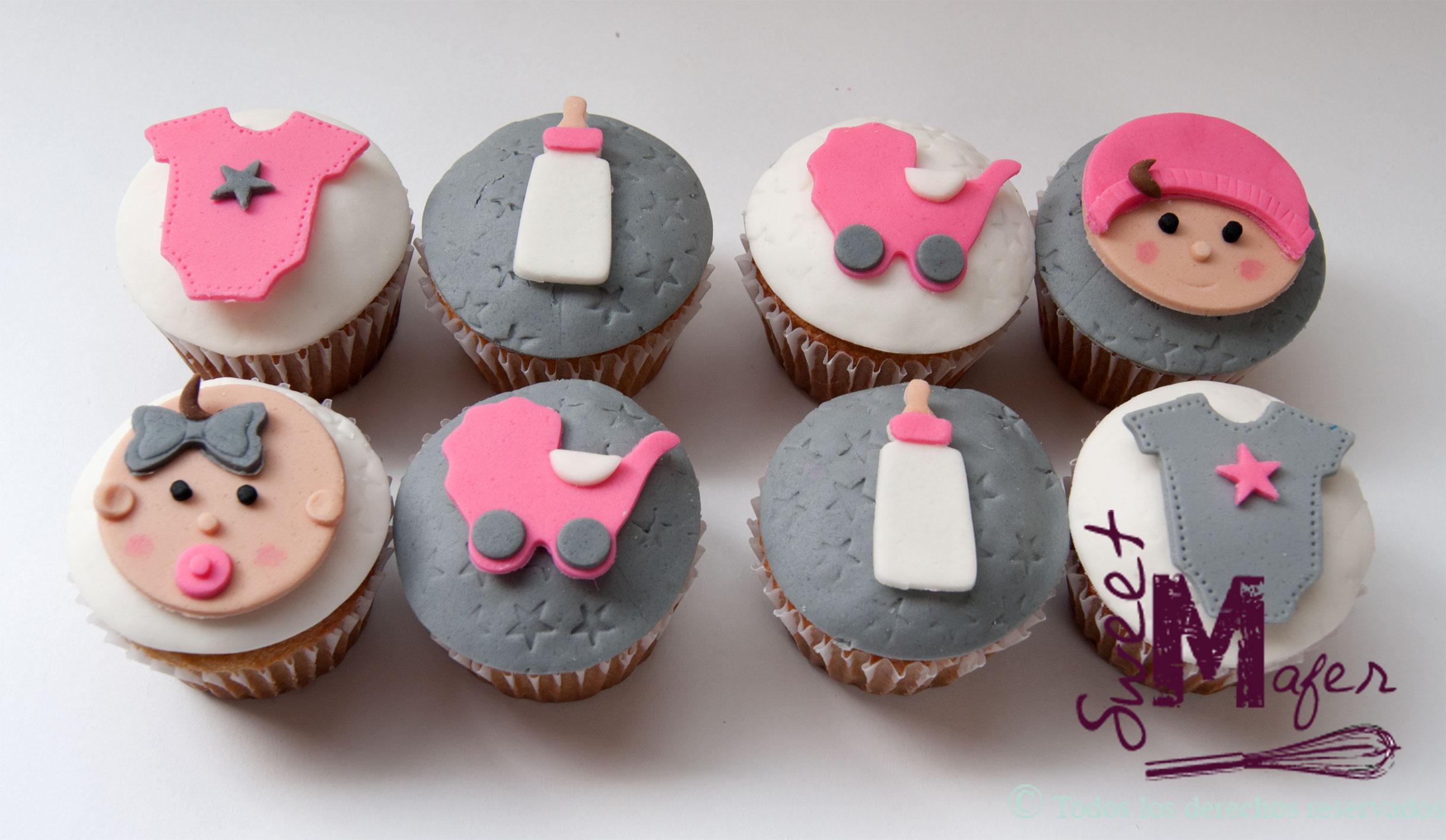 Galletas Baby Shower Cupcakes Baby Shower