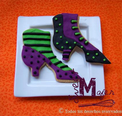 galletas-zapatos-bruja