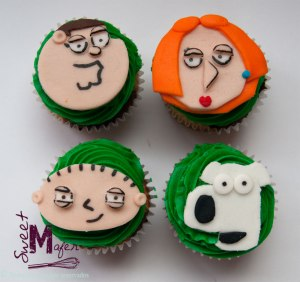 family-guy-cupcakes