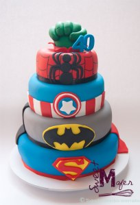 torta-superheroes