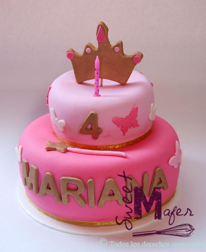 torta-princesa-rosa