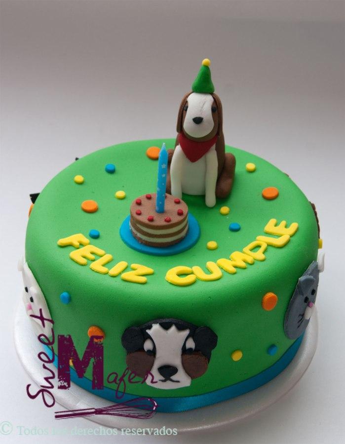 torta-perro-cumpleanero