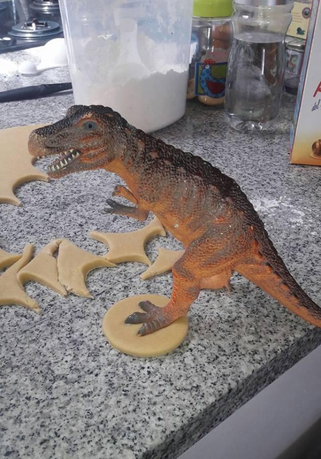 dino galleta
