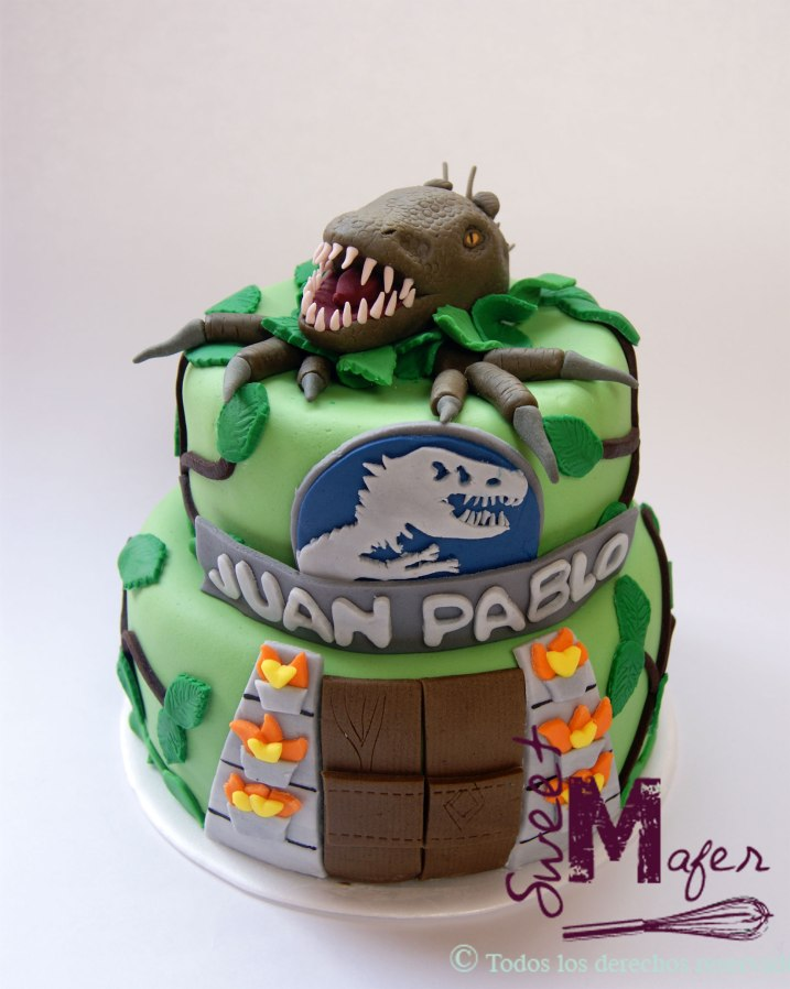 torta-jurrasic-world