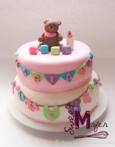 torta-baby-shower-oso-y-ropa