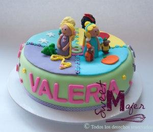 torta-princesas-disney