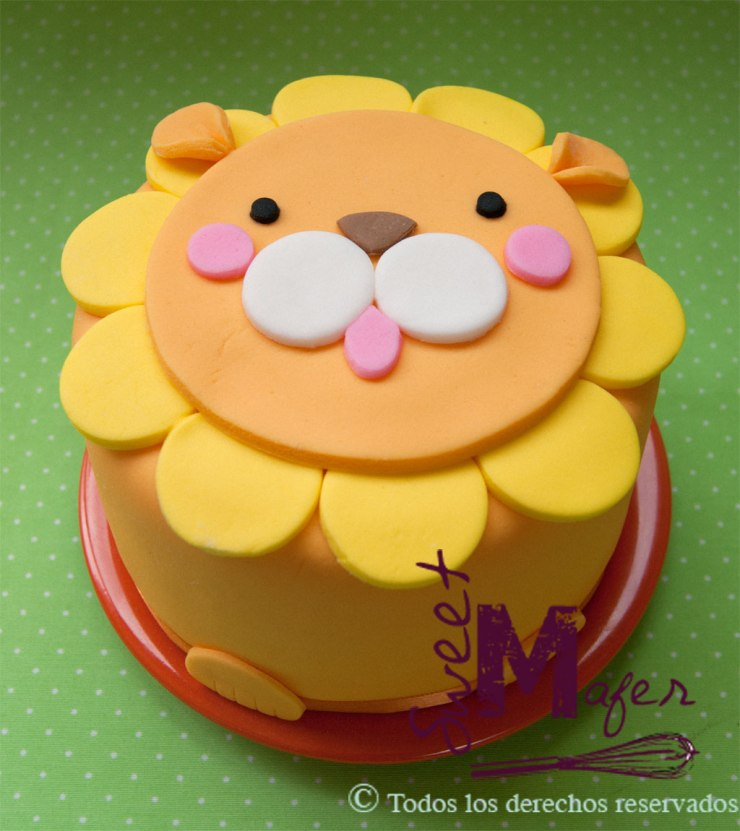 Torta león