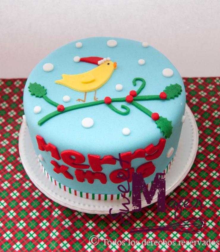 torta-pajarito-navidad